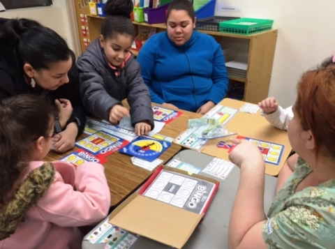 ELL Math Night